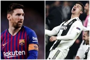 Messi Surprised By Magical Ronaldo Showing